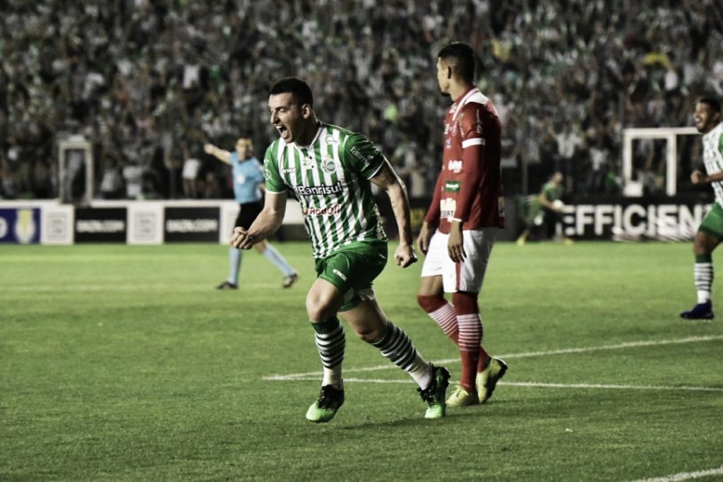 Gols e melhores momentos Juventude 2x1 Náutico pela Série C 2019