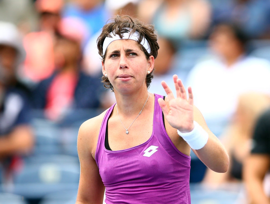 WTA: Carla Suarez Navarro ends her season early