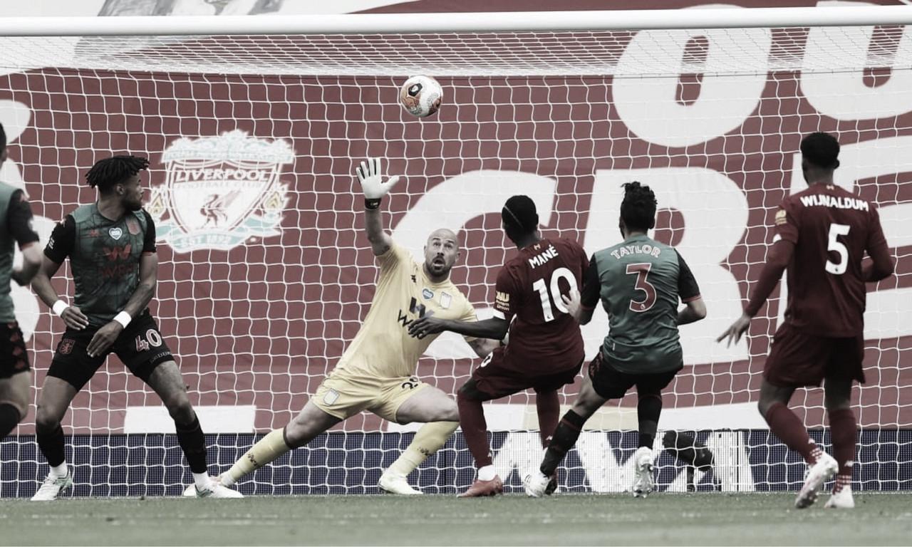 Un desdibujado Liverpool volvió al triunfo
