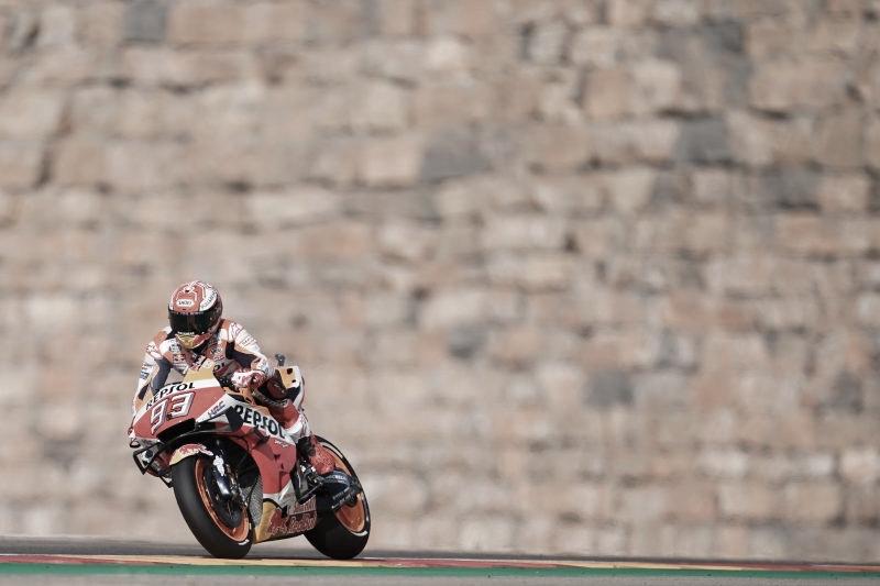 """Alberto Puig: """"La estrategia era intentar ir rápido y mantener una ventaja delante, sin correr a lo loco"""""""