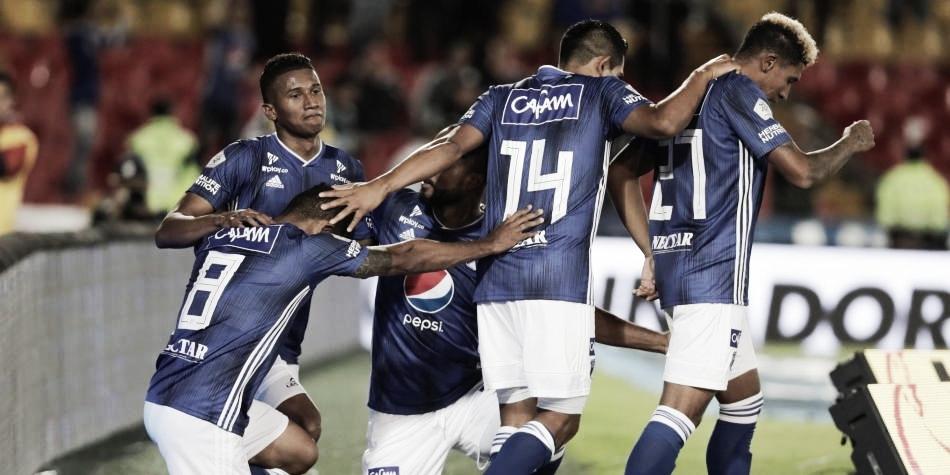 Puntuaciones en Millonarios tras su victoria ante Alianza Petrolera