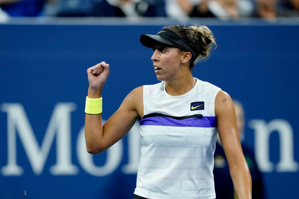 Madison Keys qualifies for the WTA Elite Trophy