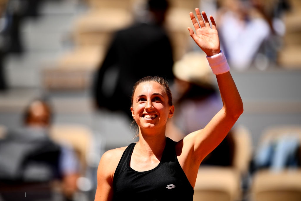Petra Martic qualifies for the WTA Elite Trophy