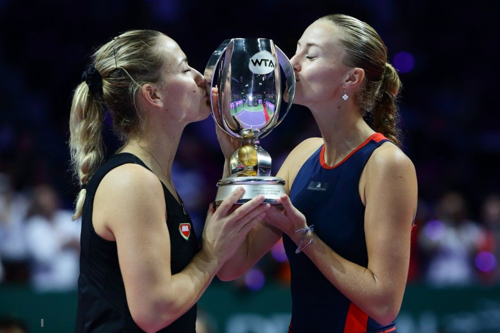 WTA Finals: Can Babos and Mladenovic defend their title?