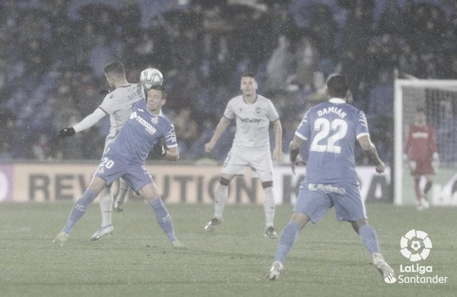 Previa Levante-Getafe: El Getafe, obligado a ganar
