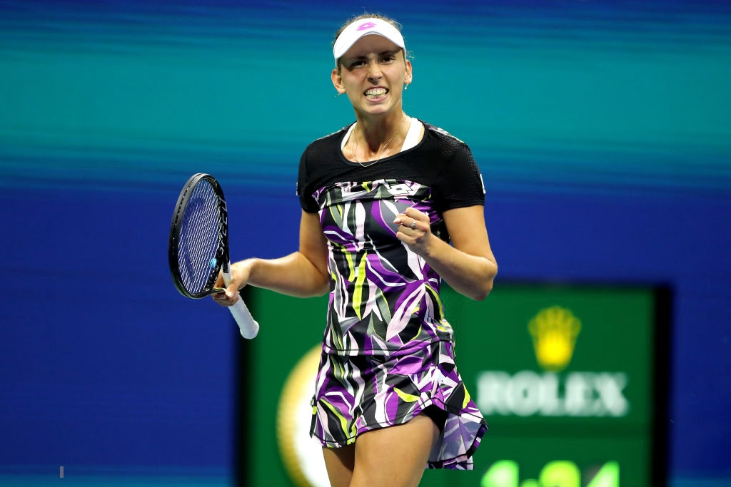 Elise Mertens qualifies for the WTA Elite Trophy