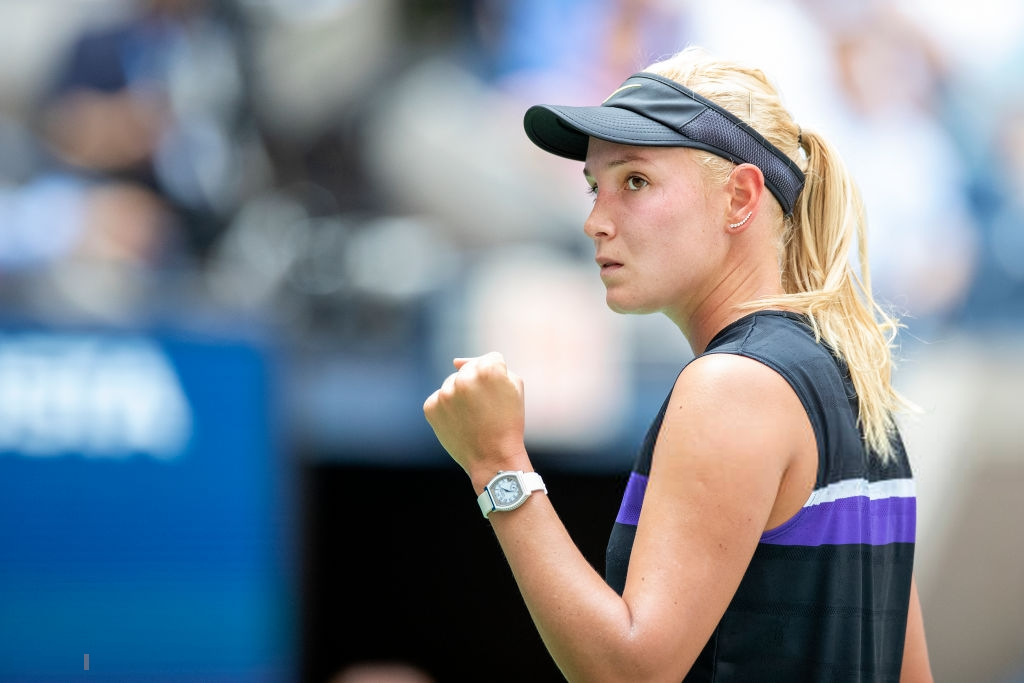 Donna Vekic qualifies for the WTA Elite Trophy
