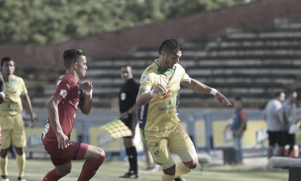 Puntuaciones en Independiente Medellín luego de la victoria conseguida ante Atlético Huila