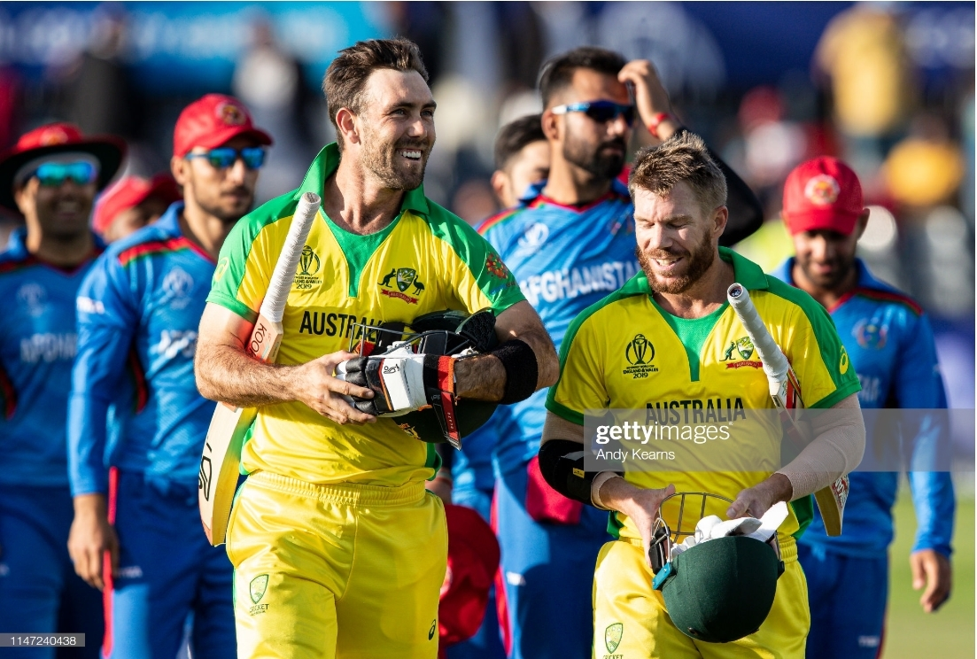 2019 Cricket World Cup: Afghanistan seen off by clinical Australia