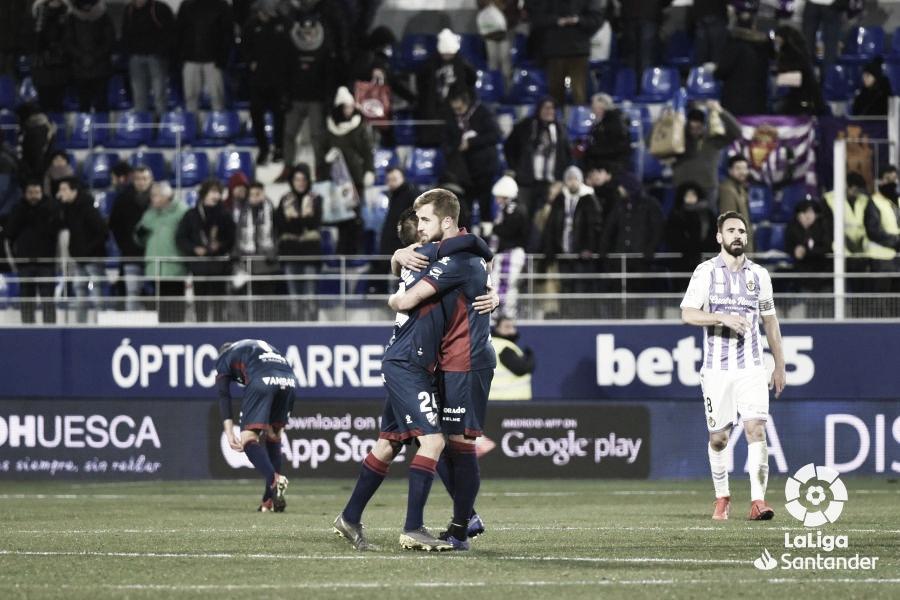 Previa: Real Valladolid - SD Huesca: vivir o morir
