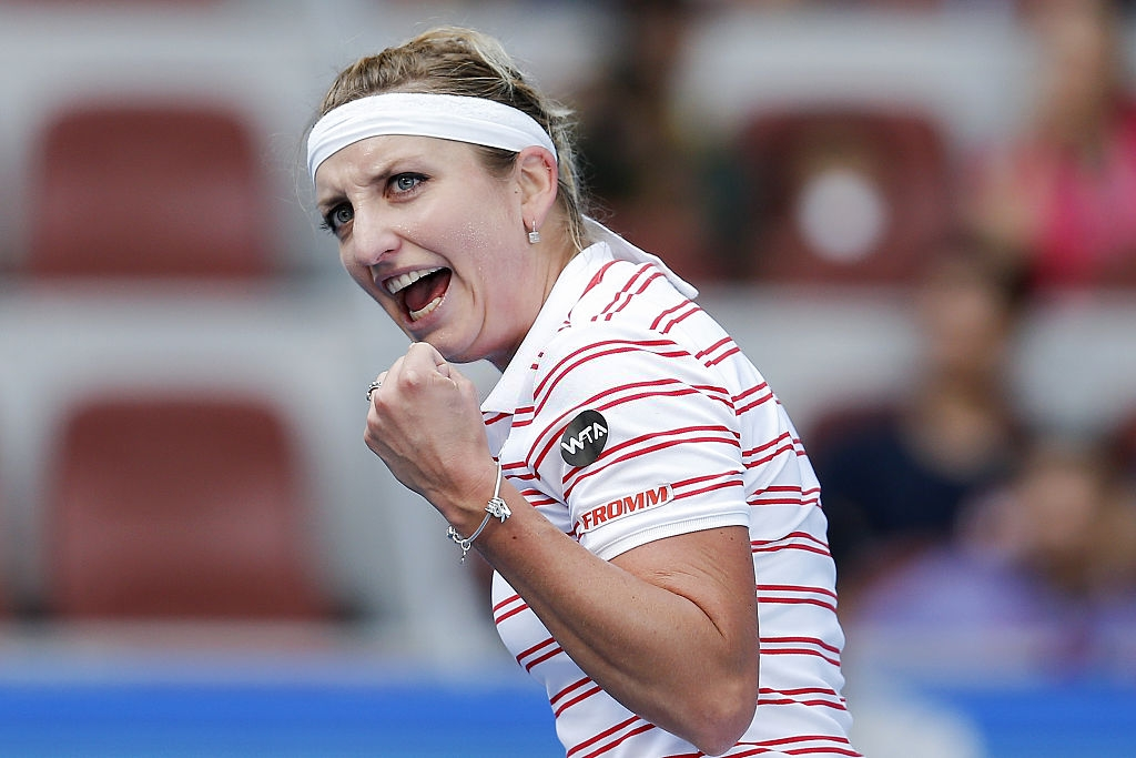 Timea Bacsinszky reflects on her return and resurgence