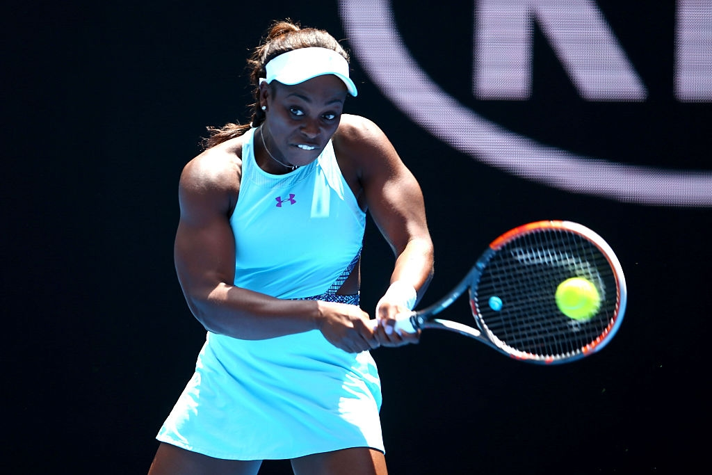 Sloane Stephens: Disparity in results soon to be history?