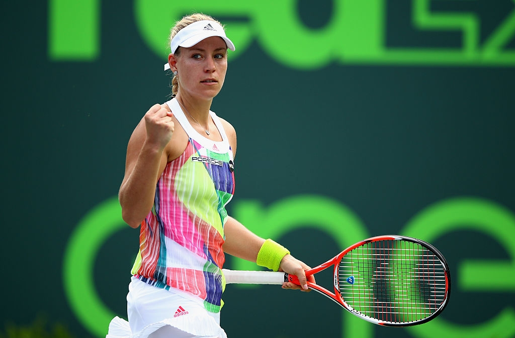 WTA Charleston Semifinal Preview: Angelique Kerber - Sloane Stephens