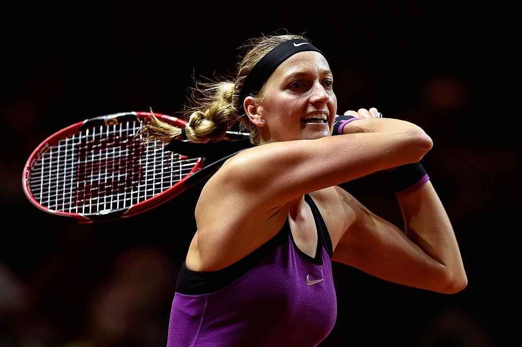 WTA Madrid Second Round Preview: Petra Kvitova - Elena Vesnina