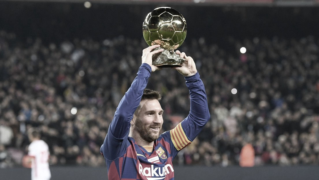 Leo Messi: los seis del '10'
