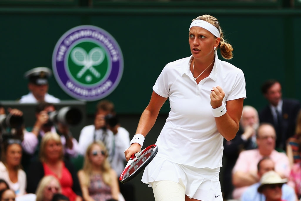 2016 Wimbledon Player Profile: Petra Kvitova