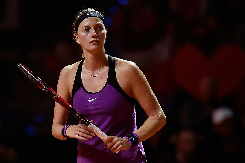 Petra Kvitova: What do grass and the rest of 2016 have in store for her?