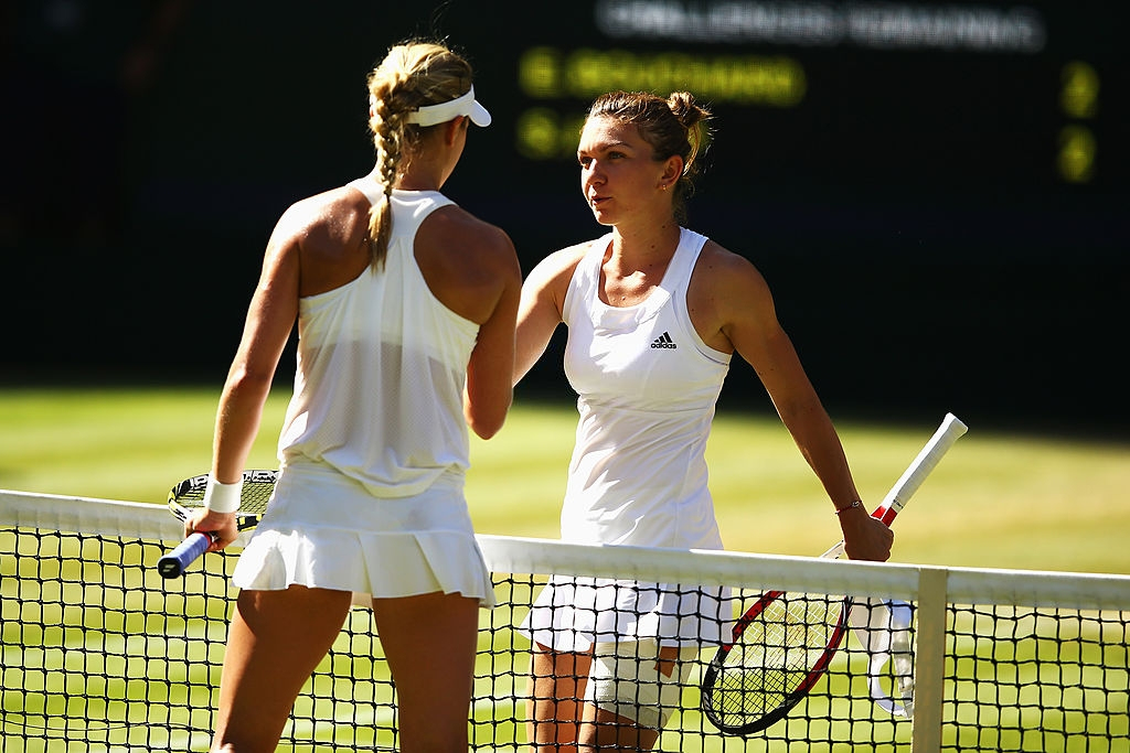 Simona Halep and Eugenie Bouchard: What happened to the darlings of 2014?