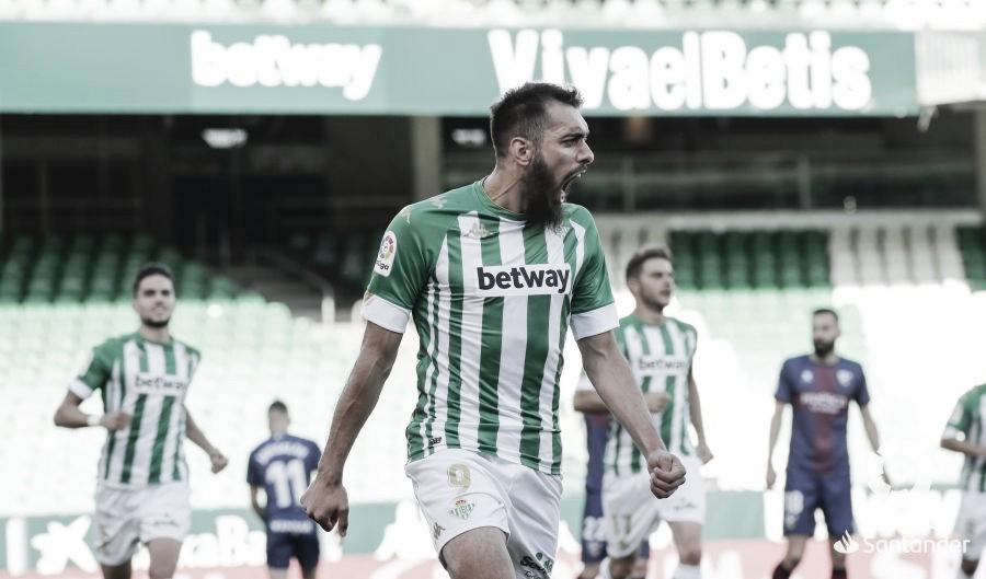 Real Betis - SD Huesca, puntuaciones del Real Betis 37ª jornada de LaLiga Santander