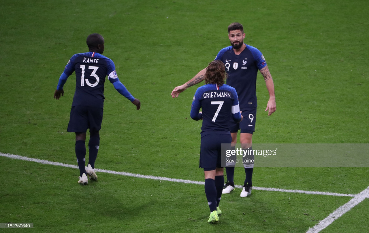 EURO 2020: Five France players to watch