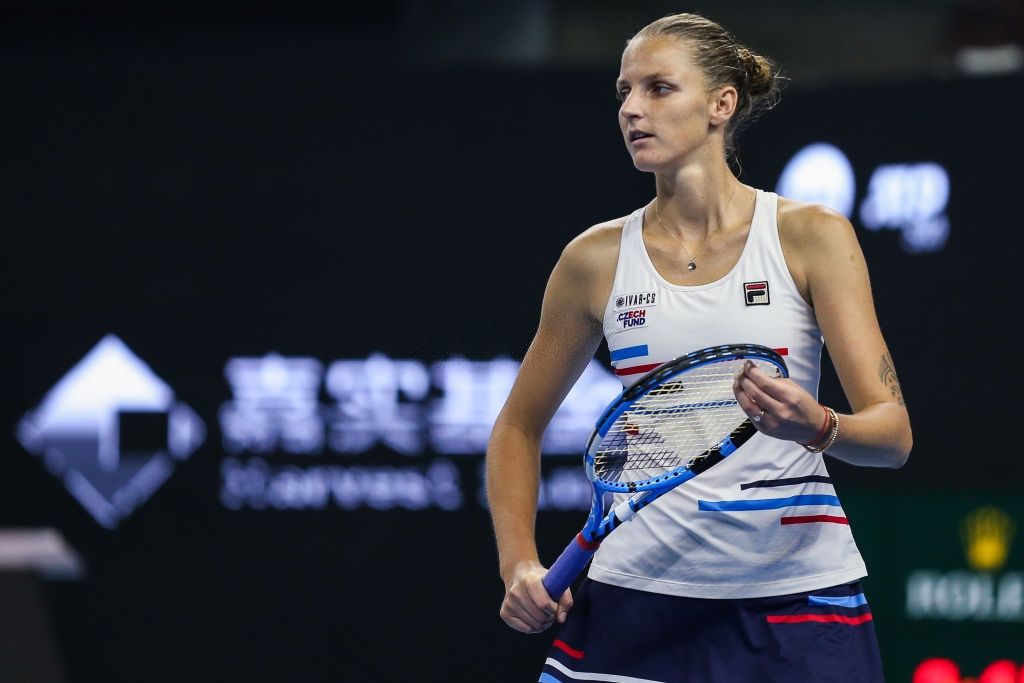 2019 Season Review: Karolina Pliskova