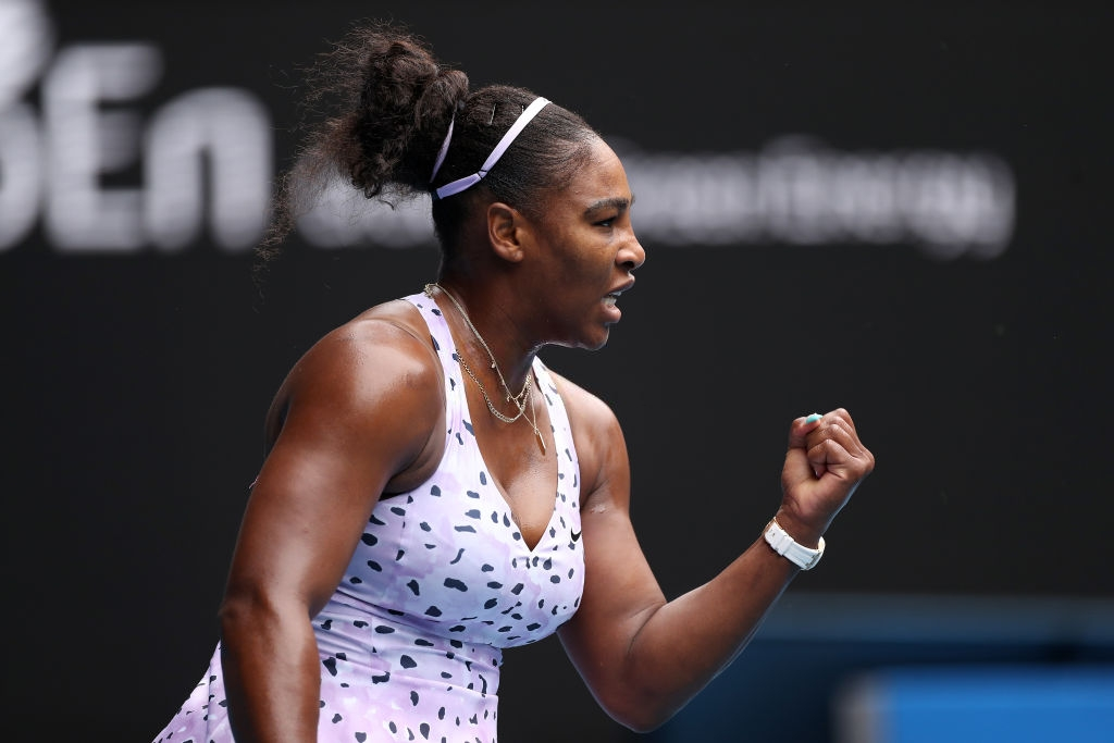 2020 Australian Open: Serena Williams begins quest for 24th Major title with comfortable win over rising star Potapova