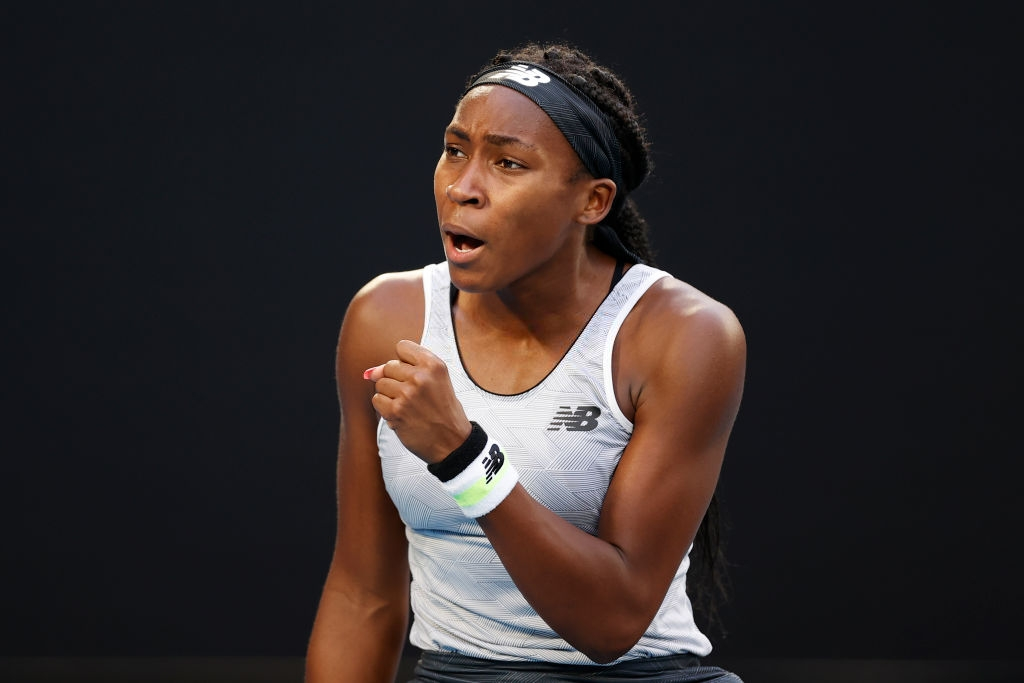 2020 Australian Open: Cori Gauff stuns defending champion Naomi Osaka in straight sets