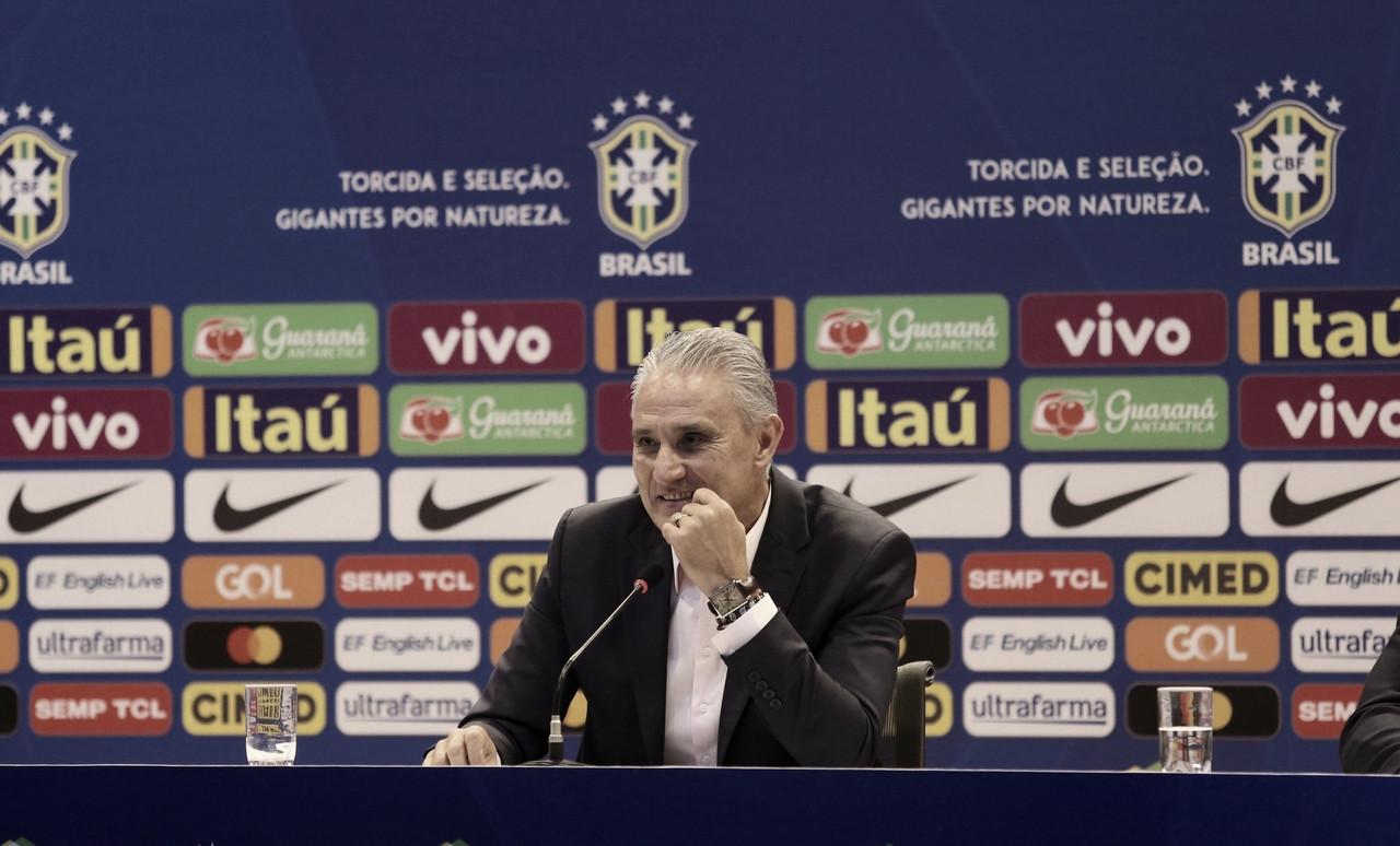 CBF convoca jovens de clubes brasileiros para preparação da Copa América