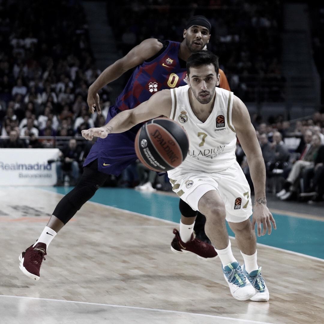 Resumen Real Madrid Baloncesto 86-76 FC Barcelona Basket