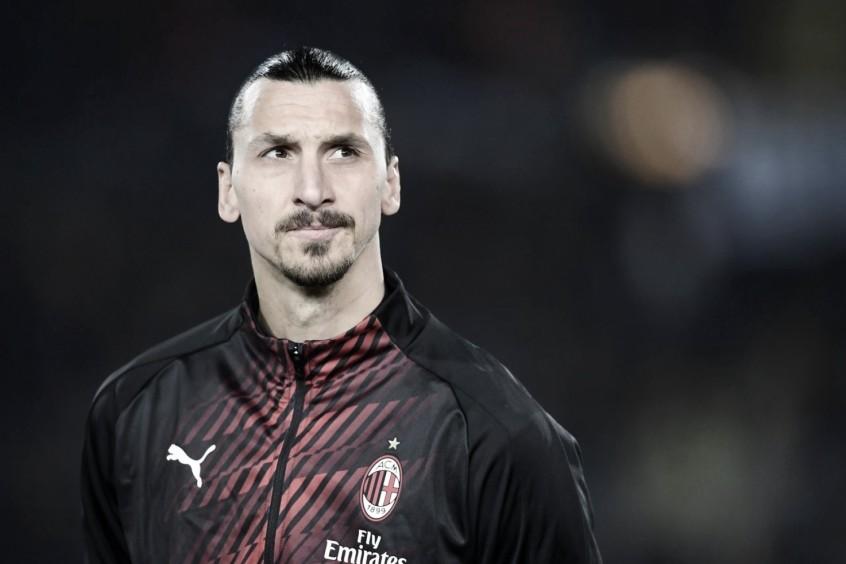 Após dúvidas sobre renovação, Ibrahimovic prolonga vínculo com Milan
