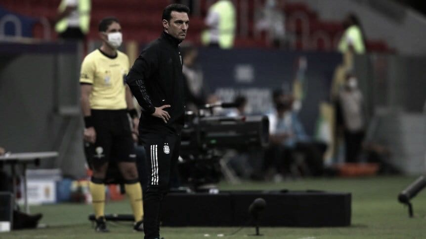 "Lionel Scaloni: ""Uruguay es un rival difícil"""