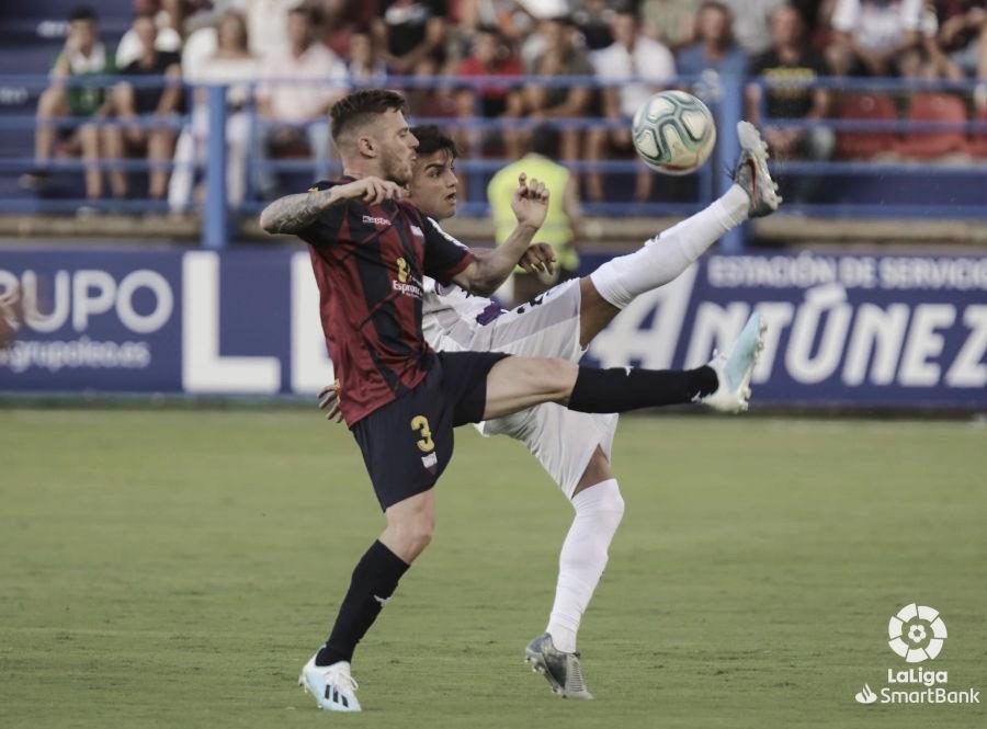 La falta de acierto del Extremadura lo condena al empate