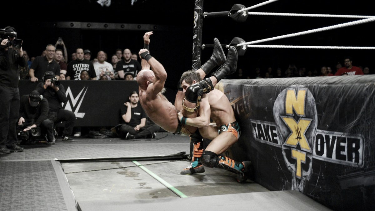 Las puntuaciones del fin de semana de WrestleMania