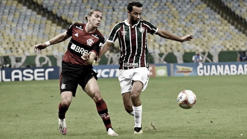 Em busca do título estadual, Flamengo e Fluminense se enfrentam no Maracanã