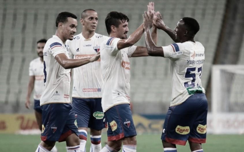 Embalado, Fortaleza tem Guarany de Sobral pela semifinal do Cearense