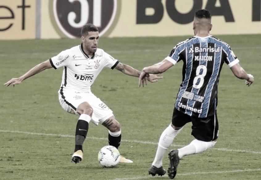Gols e melhores momentos de Grêmio 0x1 Corinthians pelo Campeonato Brasileiro