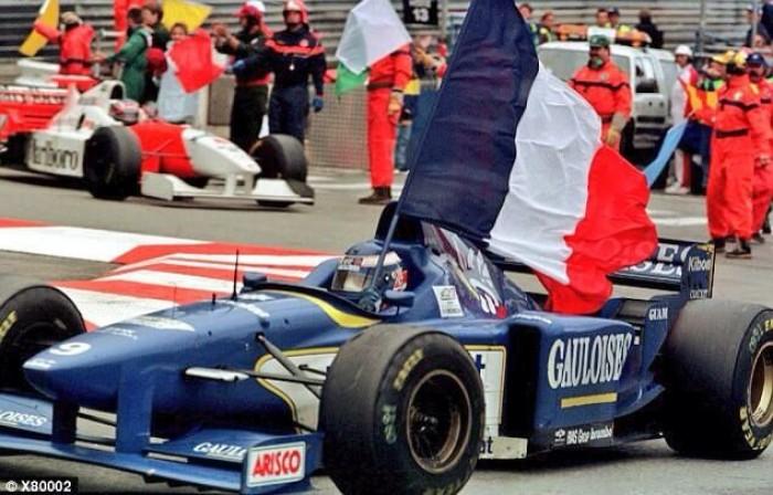 Grosjean quer acabar com falta de vitórias da França na F1