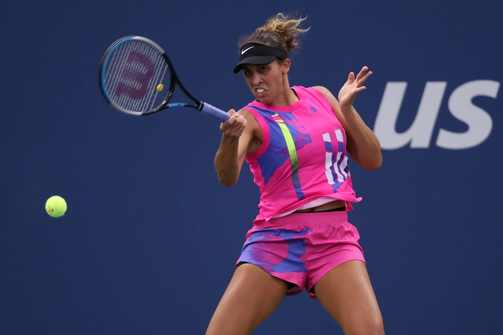 US Open: Madison Keys unrattled by Aliona Bolsova, saunters into third round