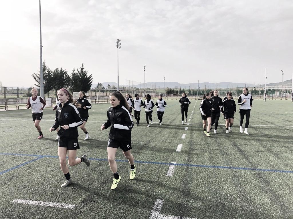 """Courtois vira sócio do EDF Logroño em incentivo ao futebol feminino: """"Queremos ver crescer"""""""