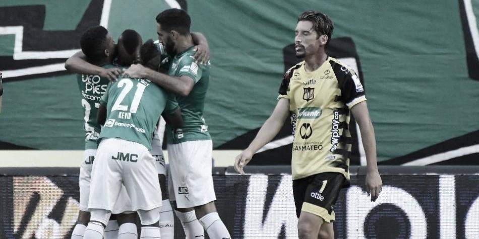 Deportivo Cali venció al Alianza Petrolera y es quinto en la tabla