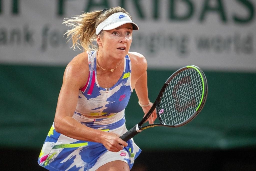 French Open: Elina Svitolina denies Renata Zarazua birthday win in second round