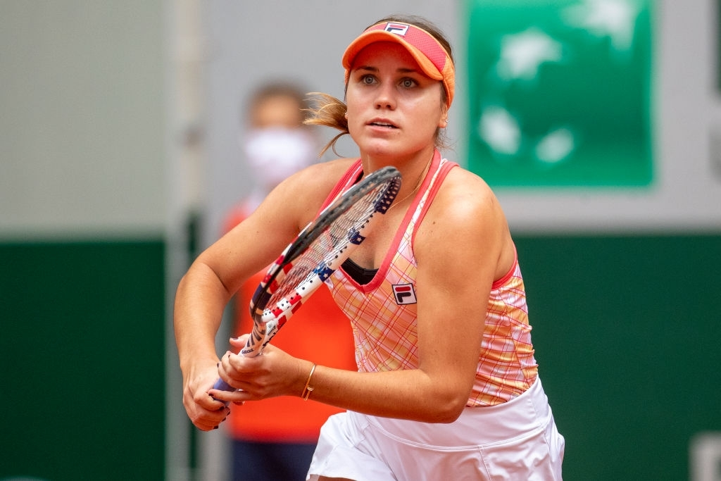 French Open: Sofia Kenin moves past qualifier Irina Bara to make second week again