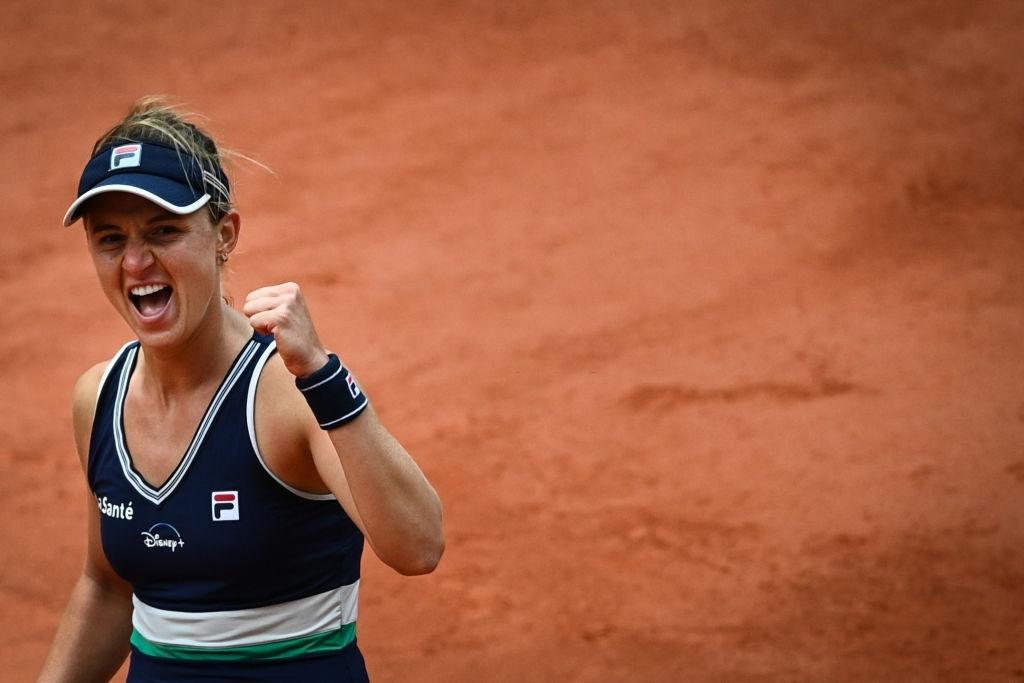 French Open: Nadia Podoroska upsets Elina Svitolina in a historic win to make semifinals