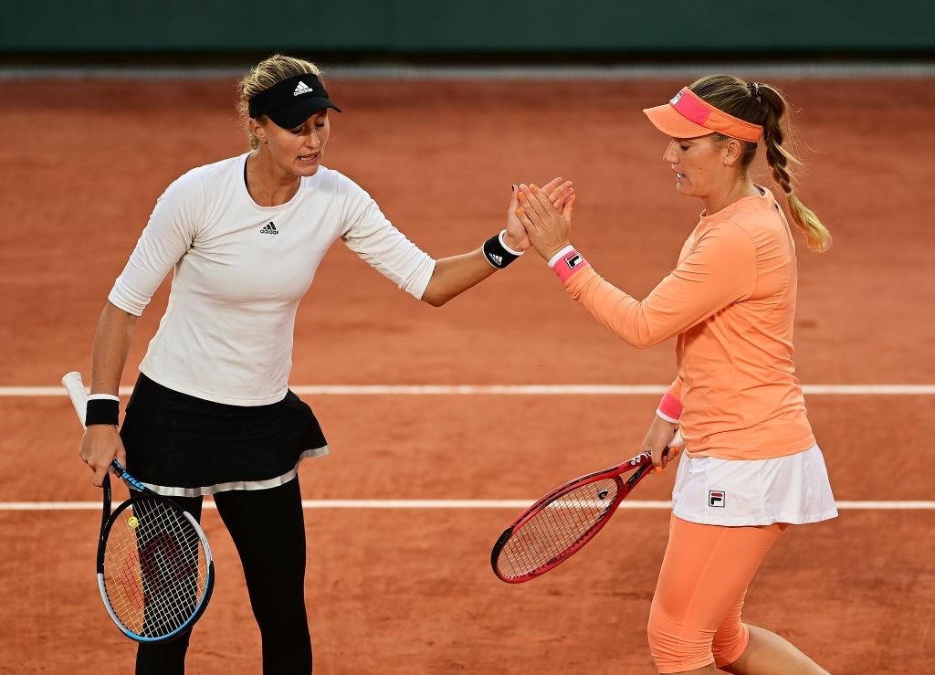 French Open: Babos/Mladenovic maintain dominance over Krejcikova/Siniakova for second Paris final in a row