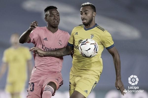 """Carlos Akapo: """"Tenemos que luchar cada partido para lograr el objetivo"""""""