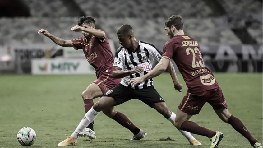 Sport quer vaga na Sul-Americana em jogo contra o Atlético-MG