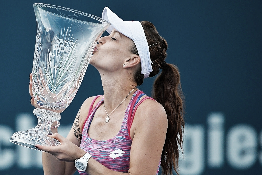 WTA Weekly Ledger: Agnieszka Radwanska captures second title of 2016 in New Haven