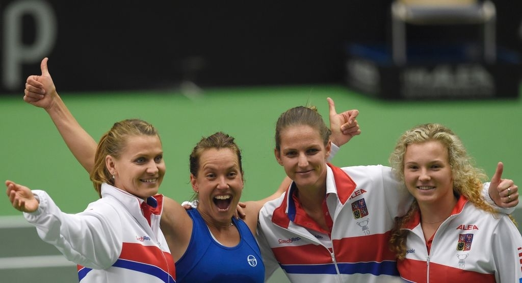 Fed Cup Semifinal Preview: United States vs Czech Republic