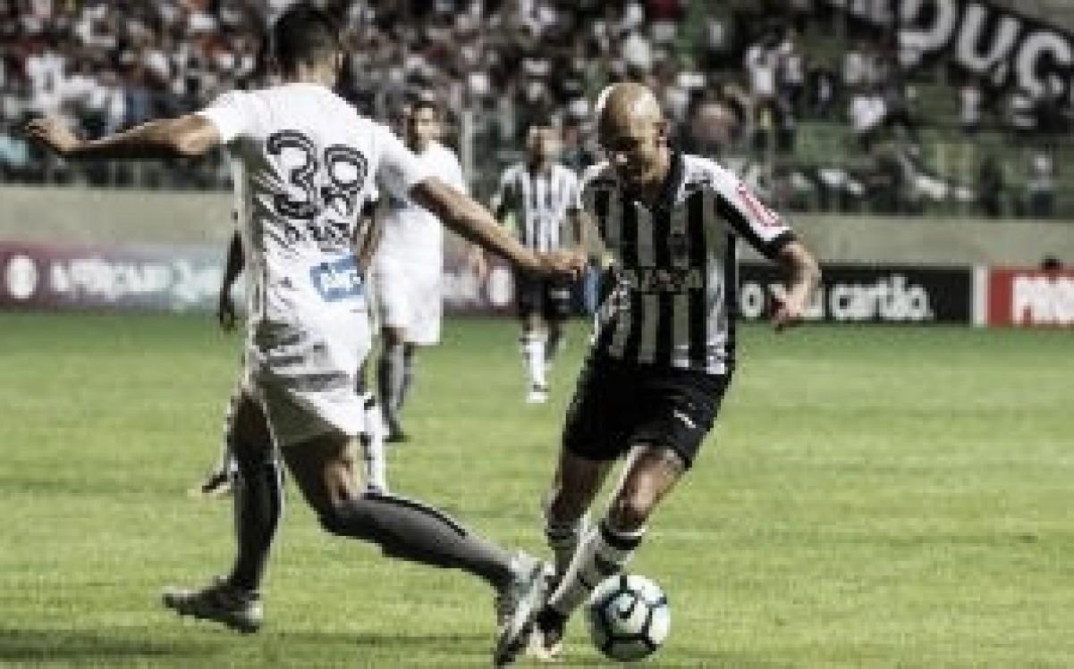 Em busca da recuperação no Brasileiro, Atlético-MG e Santos duelam no Independência