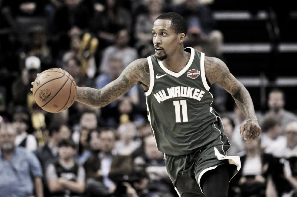Inmejorable regreso a la NBA de Brandon Jennings